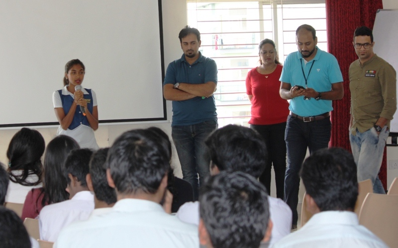 Capacitating the youth to meet the challenging world