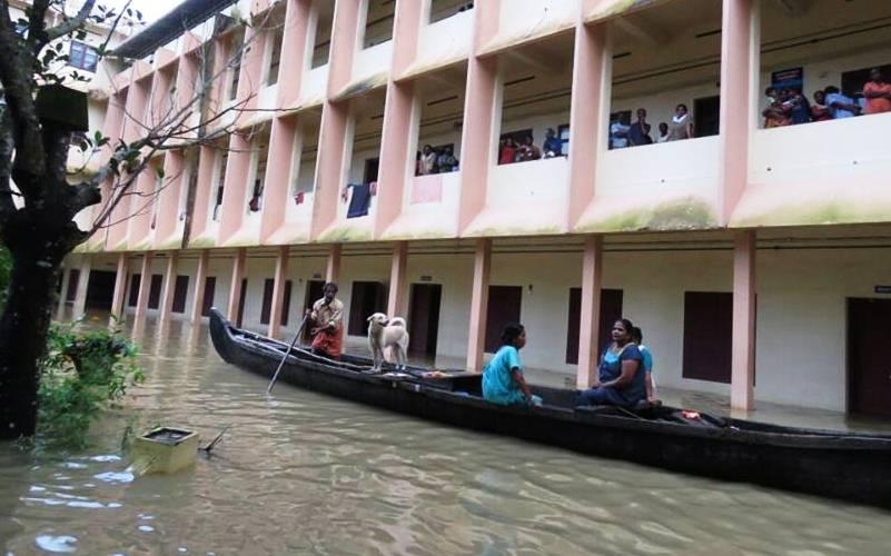 Fishermen – the Navy of Kerala