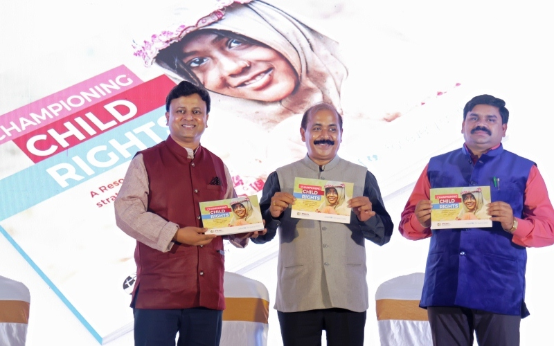 BREADS released 'Championing Child Rights'- A resource book on strategies to prevent Child Marriage