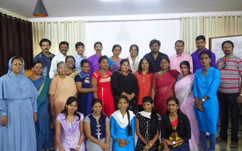 Workshop on Child Safety Enhancement for the Child Protection Committee Members at Bangalore on 5th to 10th of April 2019