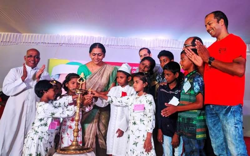 Children's Day Celebrations in Sneha Bhavan, Kochi on 9 November 2019
